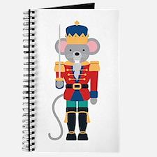 Nutcracker Ballet Story Mouse King Journal