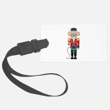Nutcracker Ballet Story Mouse King Luggage Tag