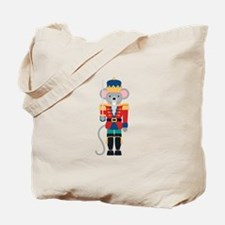 Nutcracker Ballet Story Mouse King Tote Bag