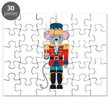 Nutcracker Ballet Story Mouse King Puzzle
