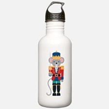 Nutcracker Ballet Story Mouse King Water Bottle