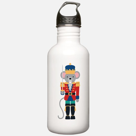 Nutcracker Ballet Story Mouse King Water Bottle