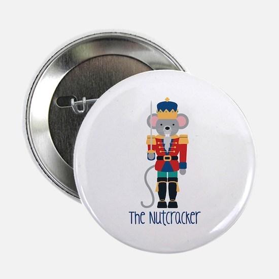 """The Nutcracker 2.25"""" Button"""