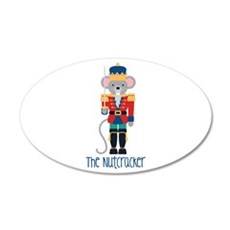 The Nutcracker Wall Decal