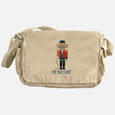The Nutcracker Messenger Bag