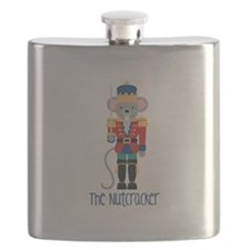 The Nutcracker Flask