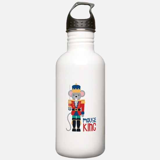 mouse King Water Bottle