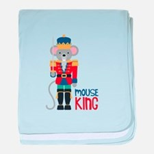 mouse King baby blanket