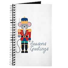 Seasons Greetings Journal