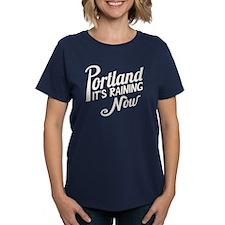 Portland is Raining Now Tee