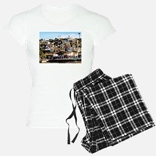 Houses On The Hill Pajamas