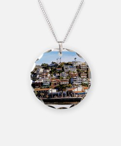 Houses On The Hill Necklace