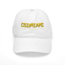 CSI:MIAMI Baseball Cap