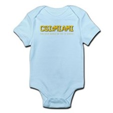 CSI:MIAMI Infant Bodysuit