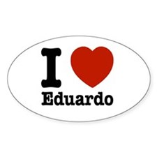 I love Eduardo Decal