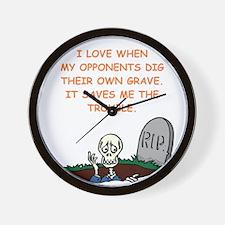 winner 1 Wall Clock