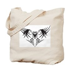 Eagle Tattoo Tote Bag