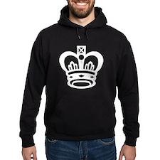 King Chess Piece Hoodie