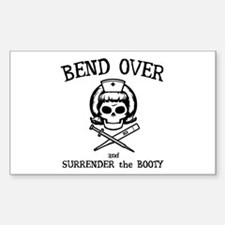 Penny Trader Rectangle Decal