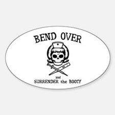 Penny Trader Oval Decal