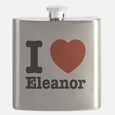 I love Eleanor Flask