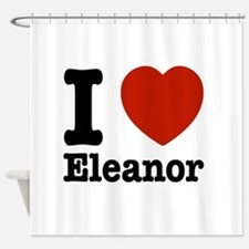 I love Eleanor Shower Curtain