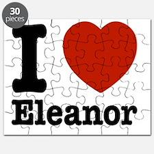 I love Eleanor Puzzle