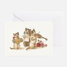 Caterwauling Greeting Cards