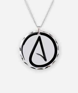 Atheist Logo First Ed Necklace