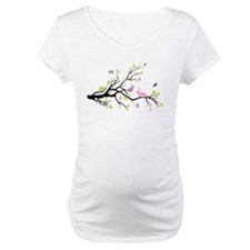 Happy Esater, spring tree with bunnies Shirt