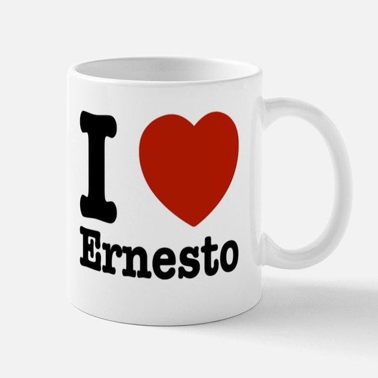 I love Ernesto Mug