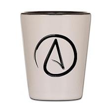 AtheistOne Shot Glass