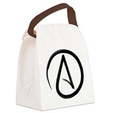 AtheistOne Canvas Lunch Bag