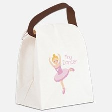 Tiny Dancer Canvas Lunch Bag