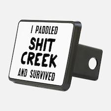 Shit Creek Survivor Hitch Cover