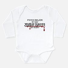 Zombie Hunter - Psych Long Sleeve Infant Bodysuit