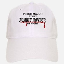 Zombie Hunter - Psych Major Baseball Baseball Cap