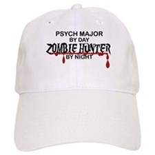 Zombie Hunter - Psych Major Baseball Cap