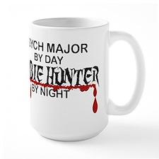 Zombie Hunter - Psych Major Mug
