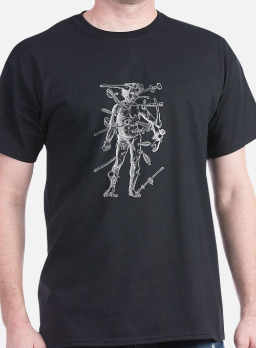 Wound Man T-Shirt