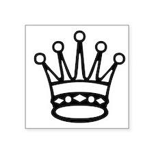 Queen Chess Piece Sticker