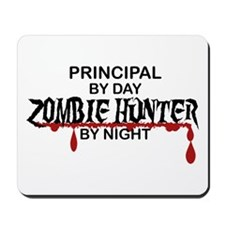 Zombie Hunter - Principal Mousepad