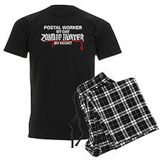 Zombie Hunter - Postal Worker Pajamas