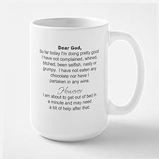 Dear God (mugs) Mugs
