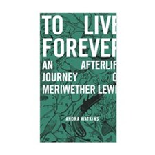 To Live Forever by Andra Watki Decal