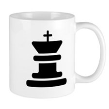 King Chess Piece Mugs