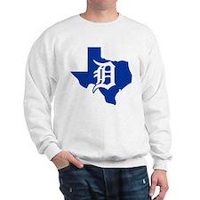 Detroit Texas Sweatshirt