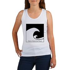 Mak'n Waves Surf Shack Women's Tank Top