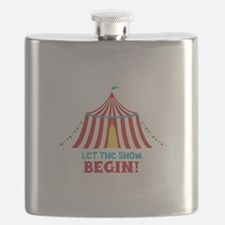 Let The Show Begin! Flask