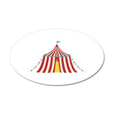 Circus Tent Wall Decal